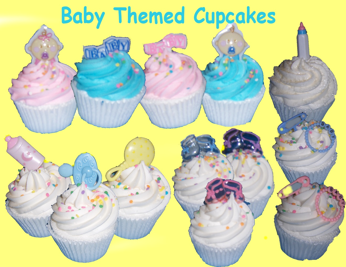 Heaven Scent Decorated Cakes Gallery - Cupcake Cakes
